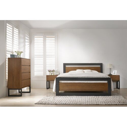 sinquefield bed frame wayfair bedroom furniture bed frame bed rh pinterest com
