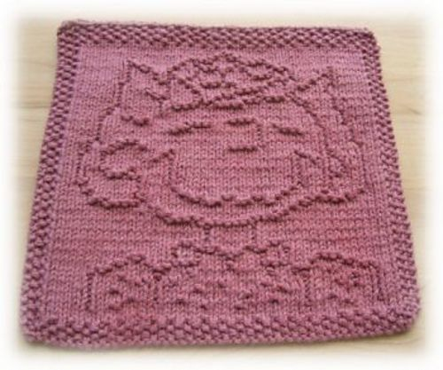 Ravelry: Little Sal Dishcloth Pattern By Alli Barrett