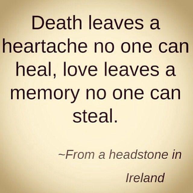 Irish Quotes About Death. QuotesGram