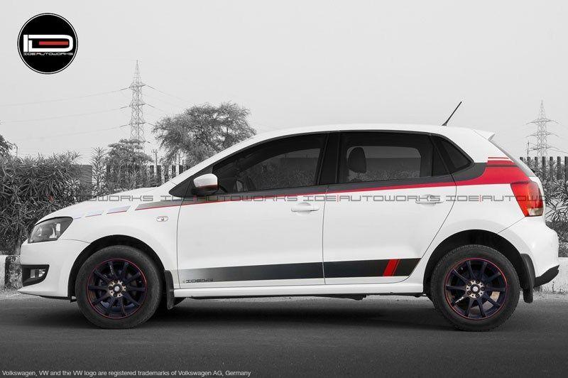 Photo of VW Polo Custom Graphics | Wrapfolio – 高級車 2020