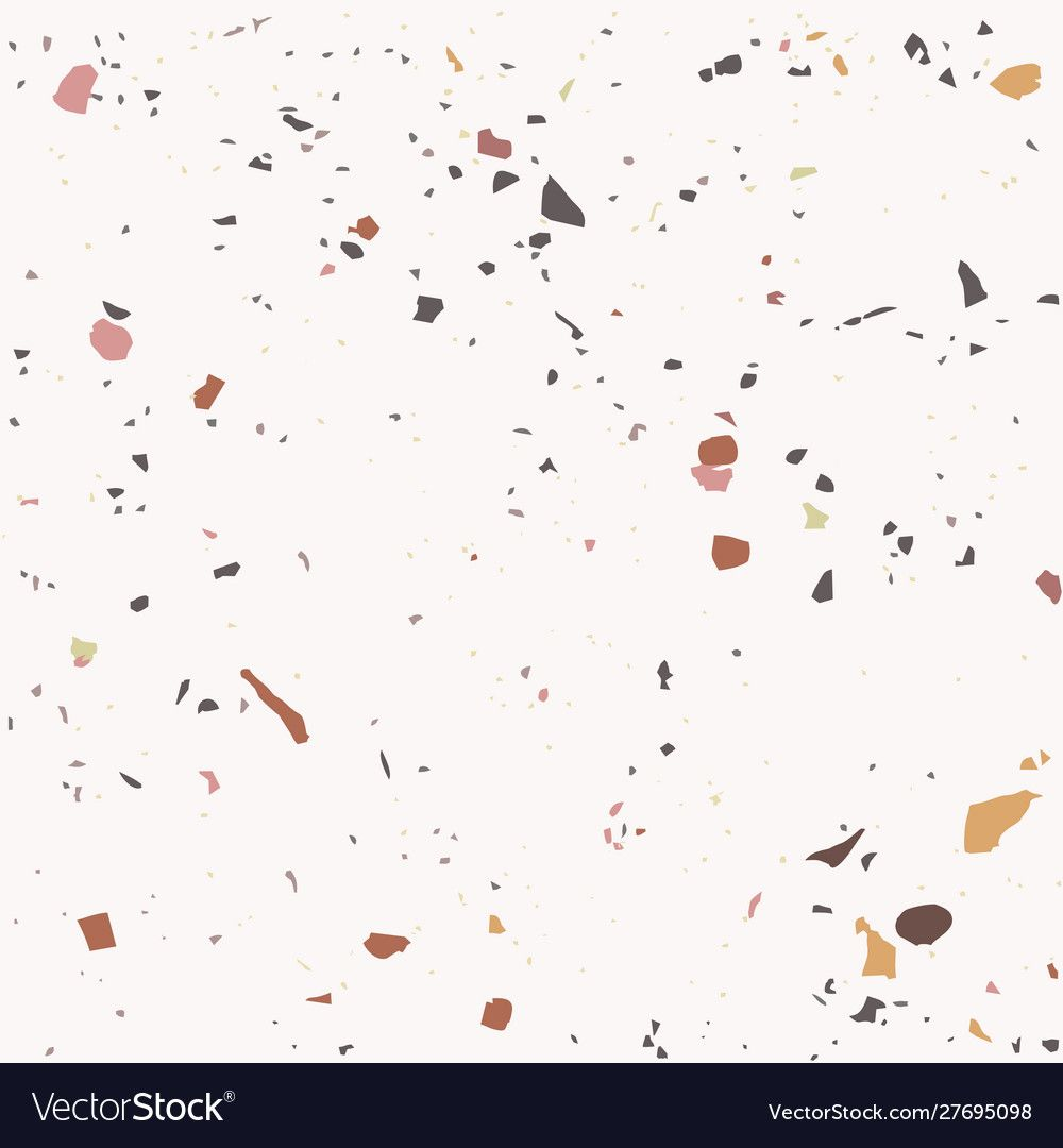 Free Home Interiordecorating Ideas: Tile Terrazzo Pattern With Colorful Stone On Grey Vector