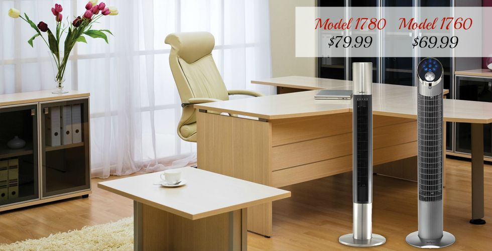 Miallegro Ionizing Tower Fans are almost 50% off! Don't miss out on this deal now through Sunday, 10/13/2013!