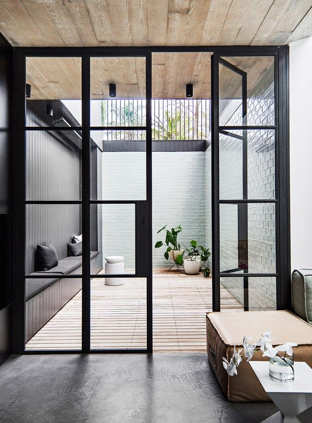 12 internal courtyards that will captivate your imagination