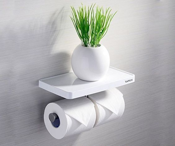 Amazing Keeping It Classy: Toilet Paper Holder Ideas, From DIY Ideas To Modern  Designs