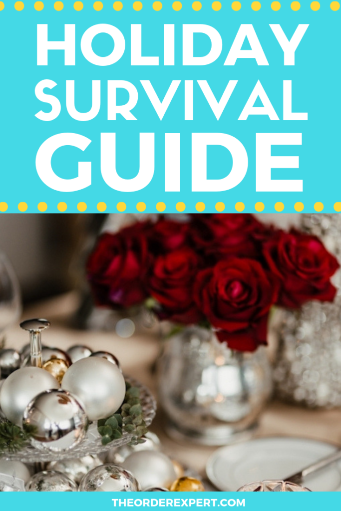 Thanksgiving Home Office Interior Design: Holiday Survival Guide
