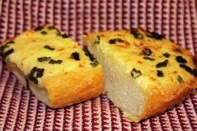 My Recipe Box: Cheesy Garlic Bread