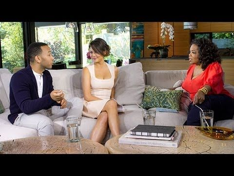 How Airport Security Almost Spoiled John Legend's Proposal - Oprah's Nex...