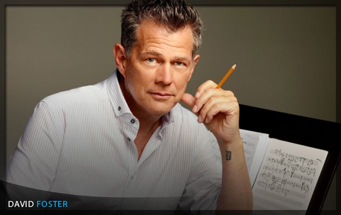 David Foster The Fosters Famous Composers New Girlfriend