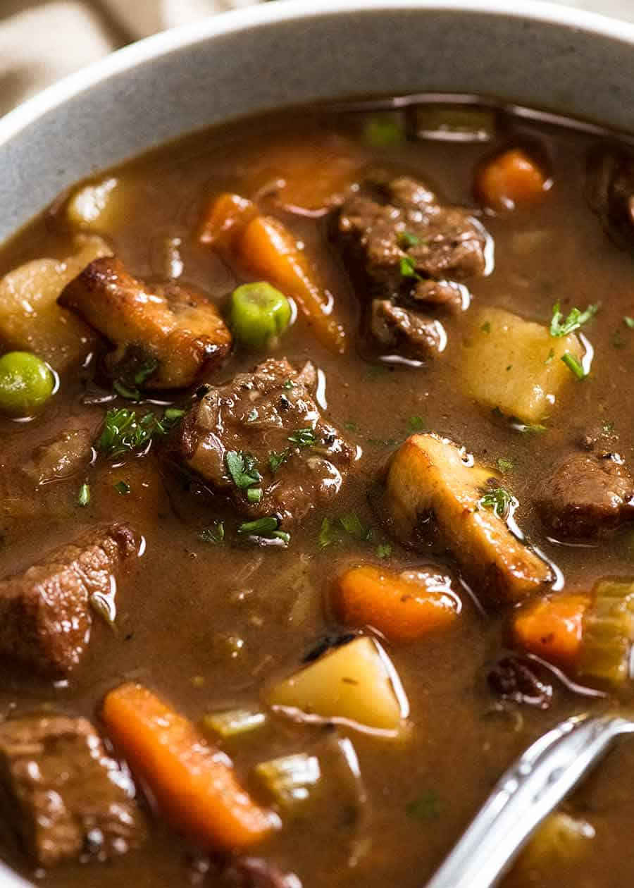 Vegetable Beef Soup Fall Apart Beef Recipe Beef Soup Recipes Soup Recipes Easy Soups