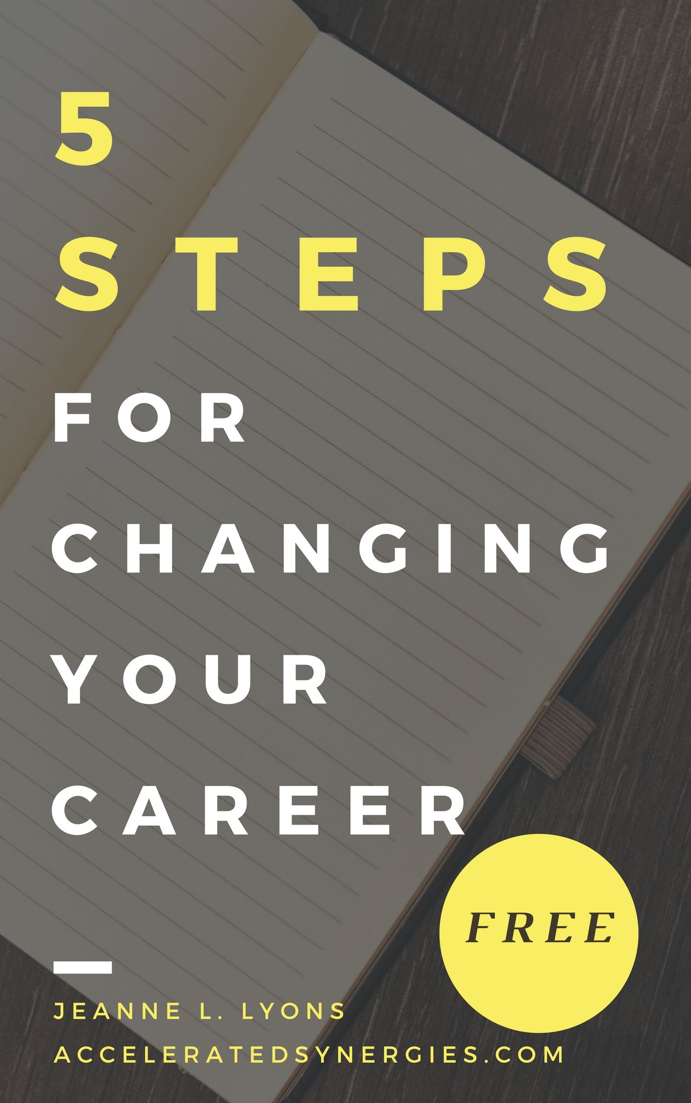 does your career need a fresh start? it's never too late to make a