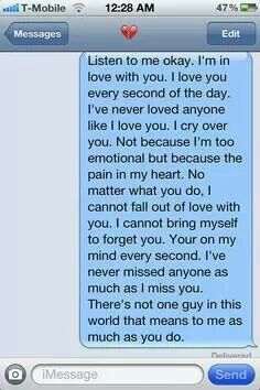 Listen To Text Messages >> Listen Quotes Message For Boyfriend Relationship Quotes
