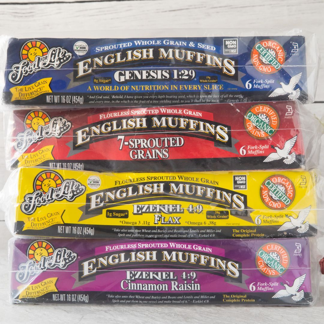 An English Muffin For Every Occasion English Muffin Flourless Bread Wheat Free Bread
