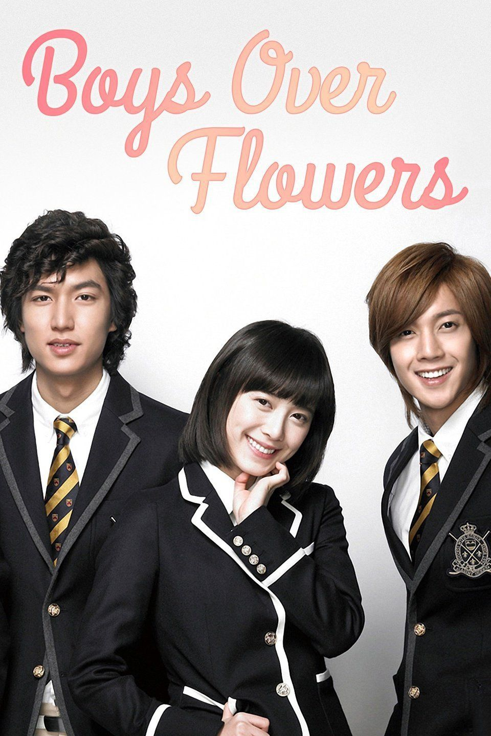 Boys Over Flowers Kdramaholic Boys Over Flowers Boys Before Flowers Korean Drama
