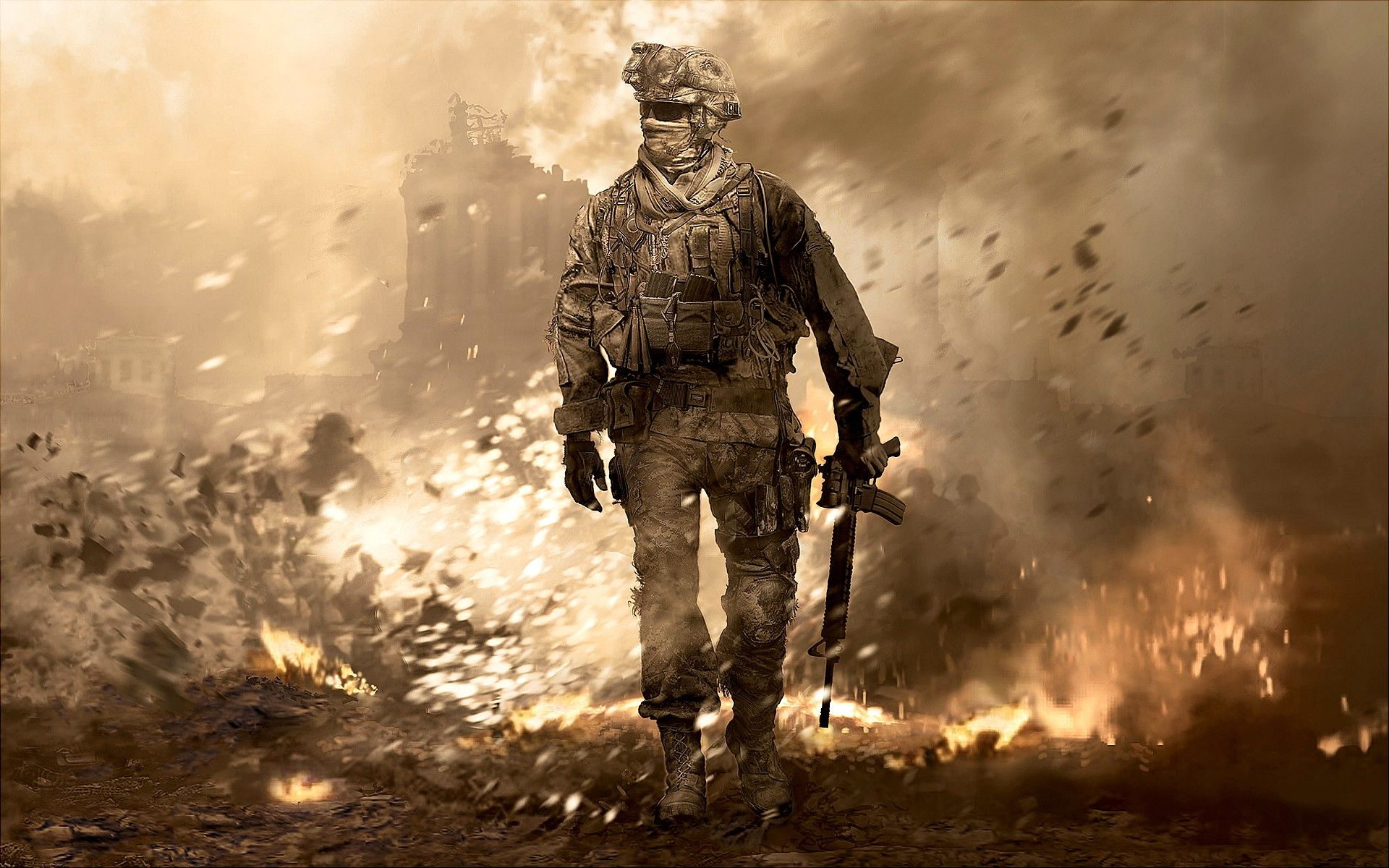 Modern War Wallpapers Hd On Wallpaper 1080p HD