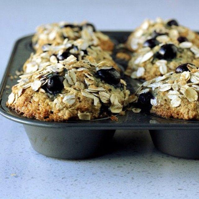 LA recette de muffins santé et protéinés qui te rendra accro | Whole wheat blueberry muffins ...