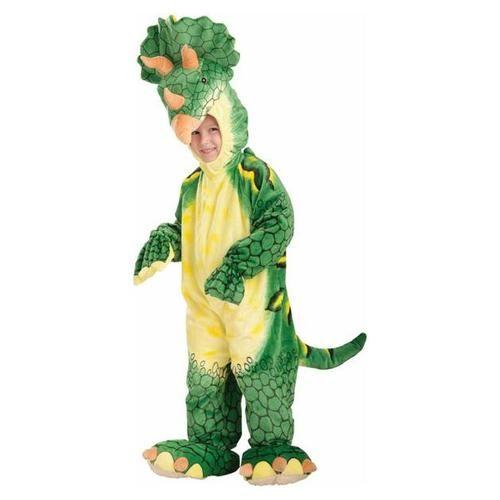 Kids Triceratops Plush Dinosaur Child Halloween Costume Halloween - halloween costume ideas 2016 kids