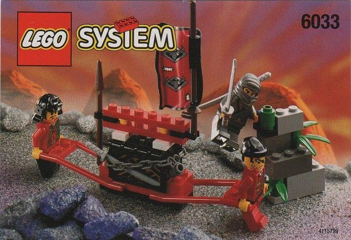 6033-1: Treasure Transport | Brickset: LEGO set guide and database