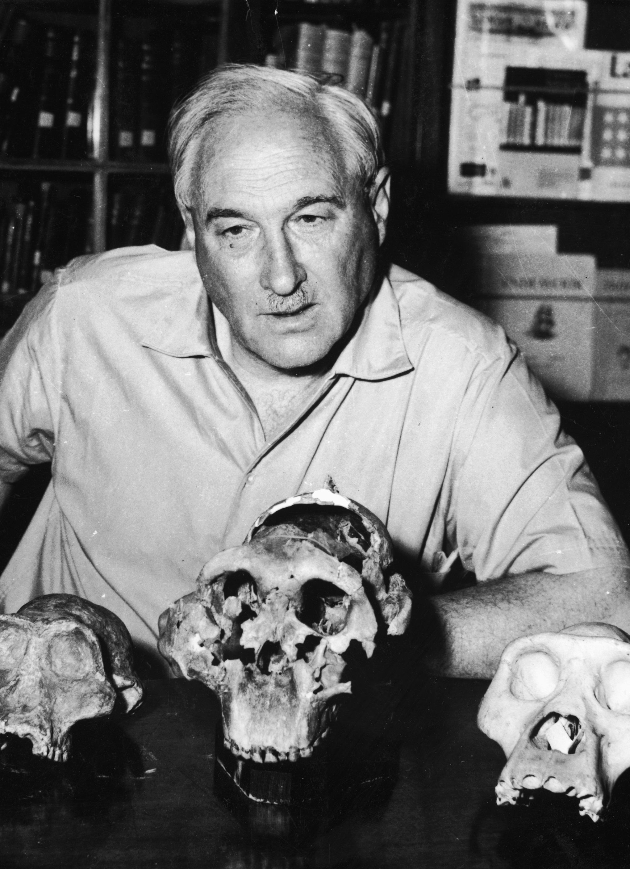 Louis S B Leakey 7augt 1oct Was A British