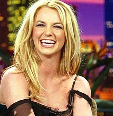 Image result for britney spears laugh