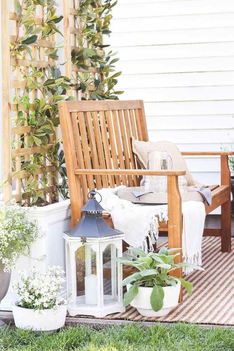 Jardiniere Avec Treillis Exterieure A Realiser Soi Meme Idees Deco