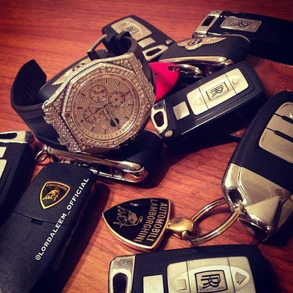 #luxurycarskeys