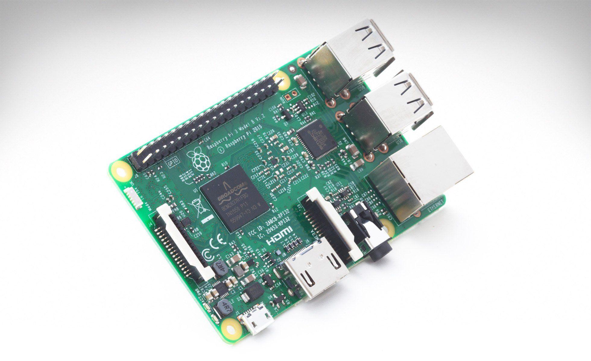 Raspberry Pi 3 - GearHungry