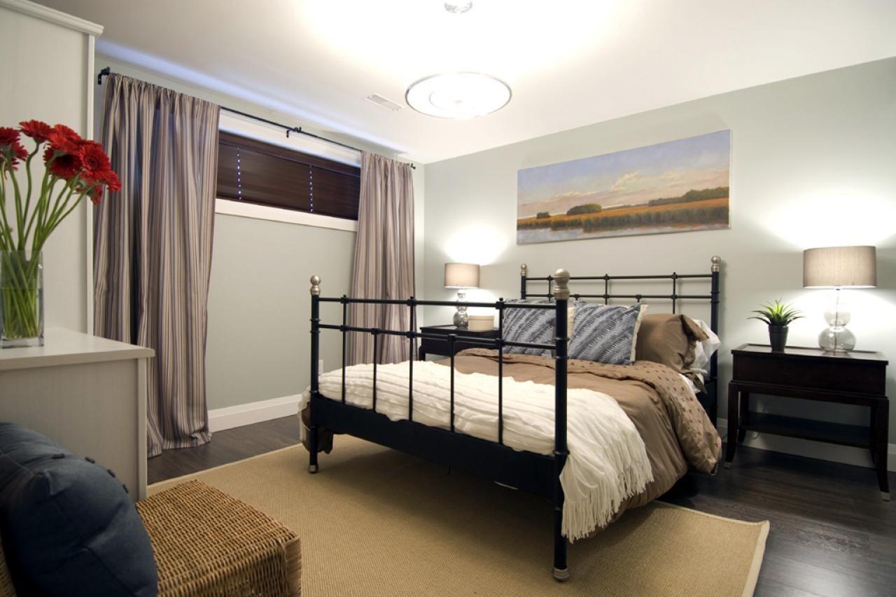 Basement Bedroom big staging success!!!! | basement bedrooms, basements and decoration