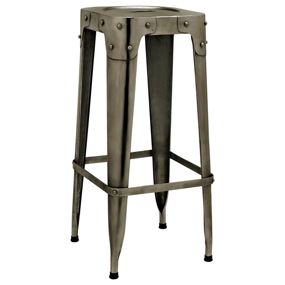 Awesome Rustic Looking Bar Stools