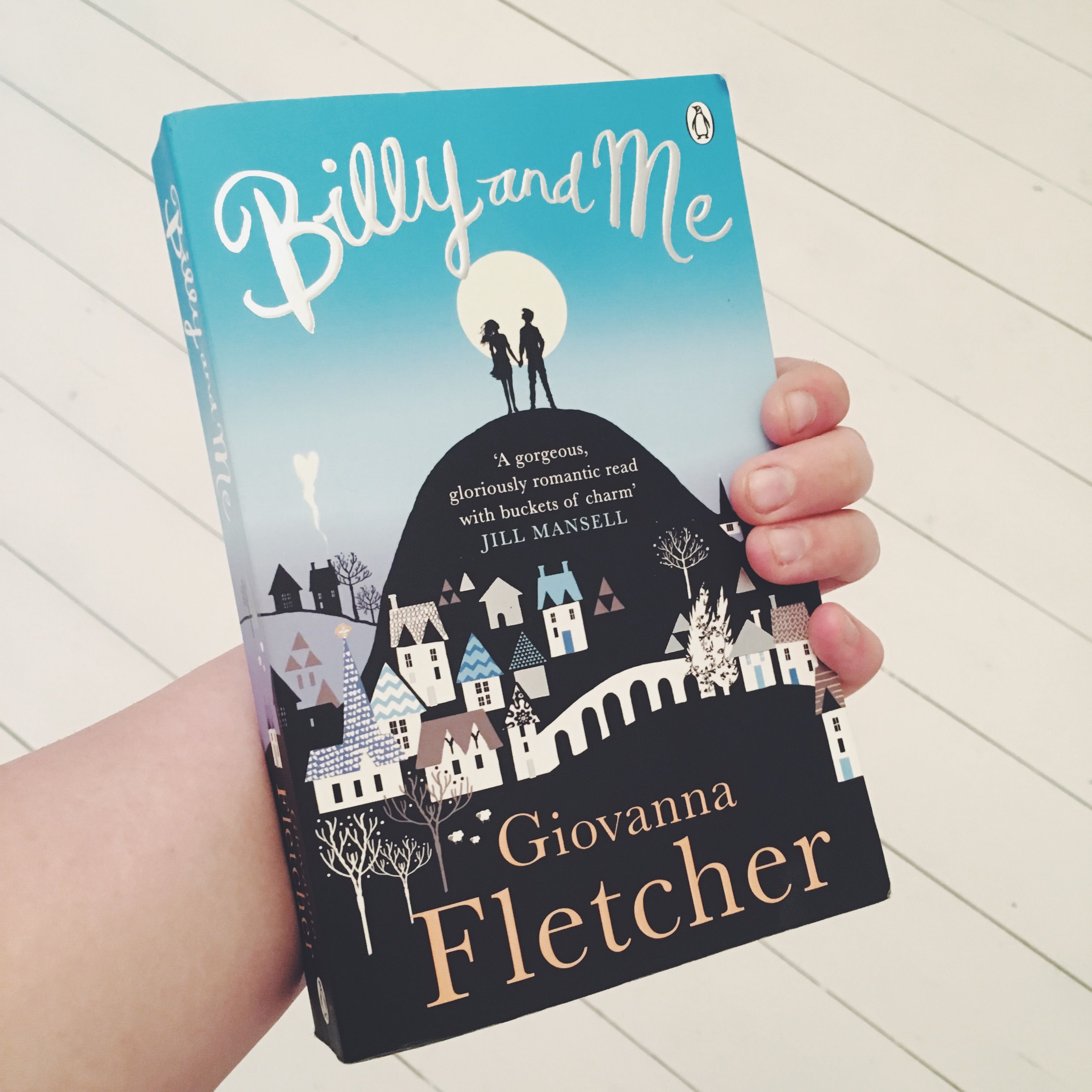 'Billy and Me' by Giovanna Fletcher. One of the best NA