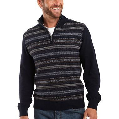 JOE Joseph Abboud® 1/4-Zip Pullover Sweater - jcpenney | Christmas ...