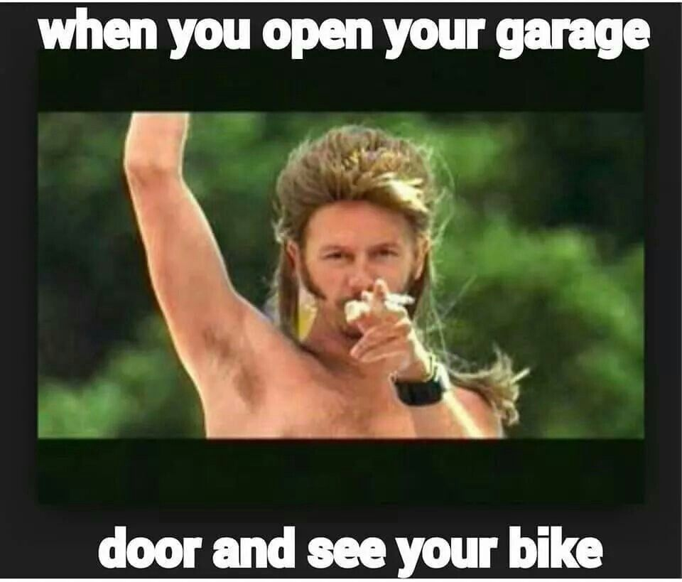 My bike Joe dirt