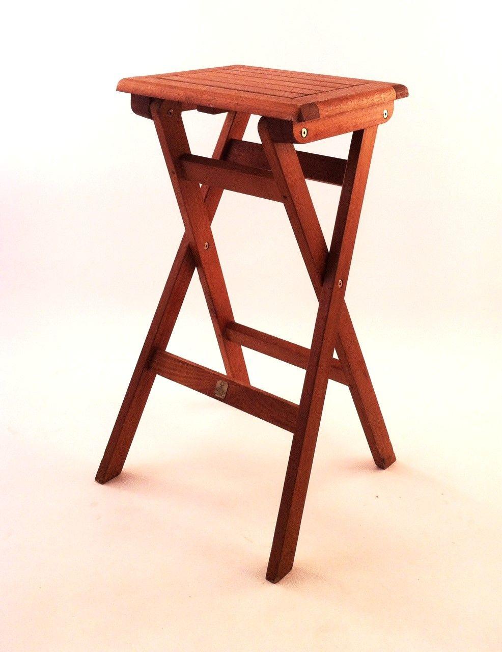 Making Wood Folding Bar Stools Http Www 1sthomebarideas Barstools A Stool Is Easy To Make