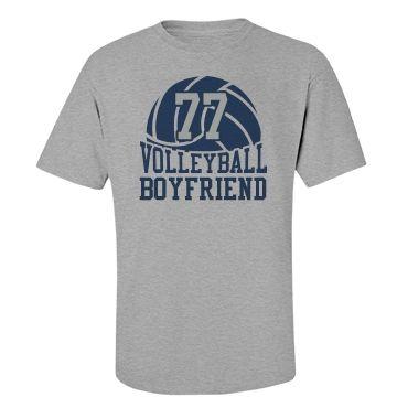 Volleyball Boyfriend Kids Softball Volleyball Tshirts Volleyball Designs