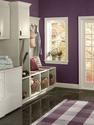 My 1 Fave For Autumn Purples Benjamin Moore Kalamata Af 630 New Home Pinterest Coats Colors And Benjamin Moore