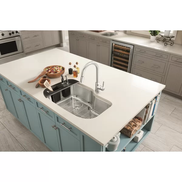 450 With This Extra Large Stainless Steel Kitchen Sink Personalization Meets Co Country Kitchen Sink Single Bowl Kitchen Sink Farmhouse Apron Kitchen Sinks