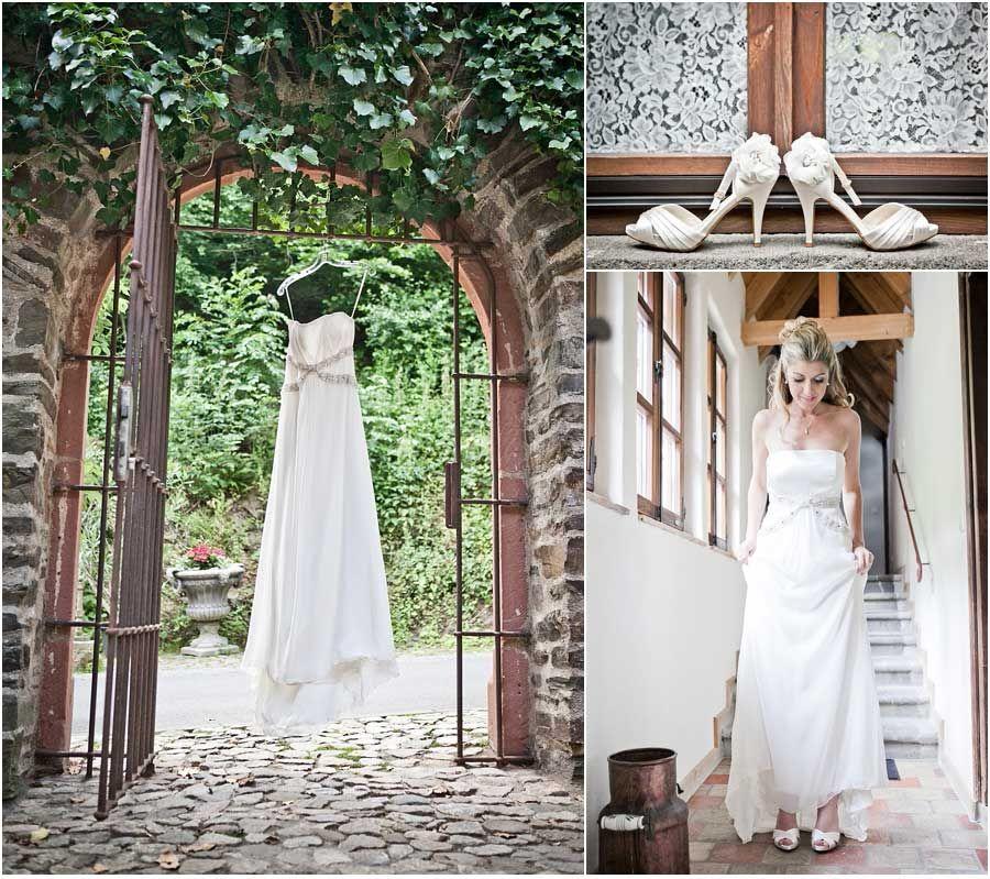 Hochzeit In Der Alte Muhle Horeth Kobern Gondorf Hochzeit Alte Muhle Braut