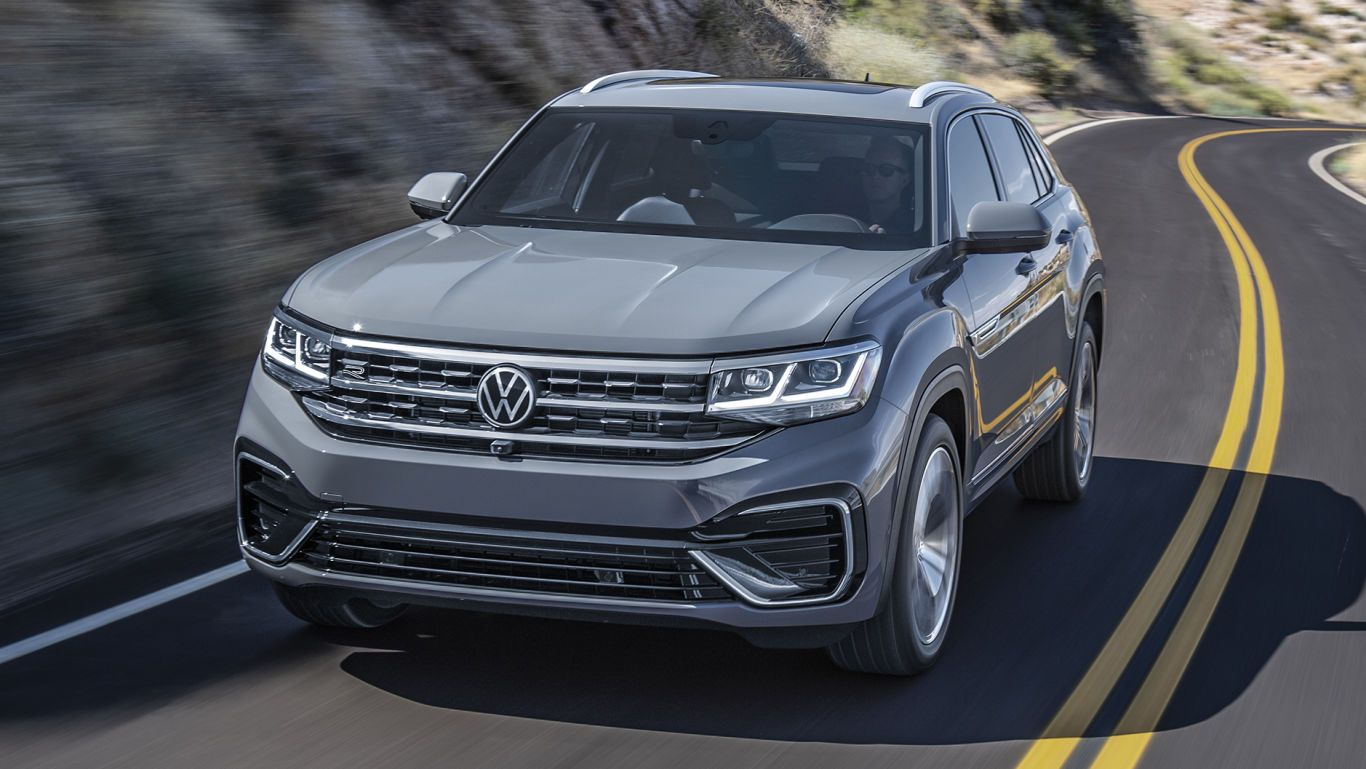 2020 Volkswagen Atlas Cross Sport Photo Gallery Autoblog