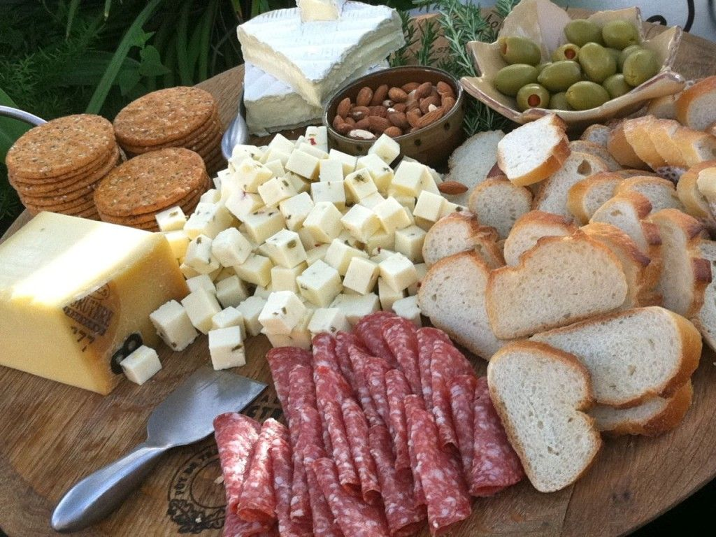 The Anatomy of a Cheese Platter | Food Displays; Party & Holiday ...