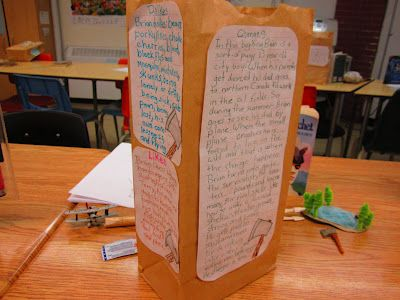 Paper Bag Characterization | Project writing