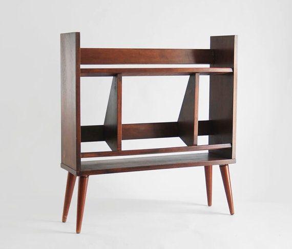 25 Original Mid Century Modern Bookcases Youu0027ll Like | DigsDigs