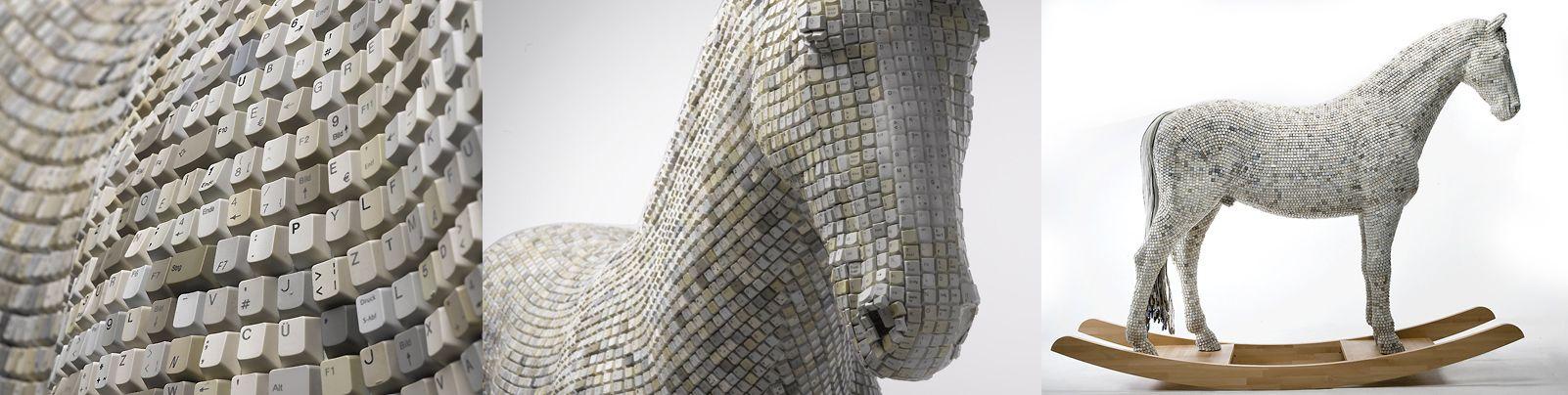 The digital horse by babiscloud.de