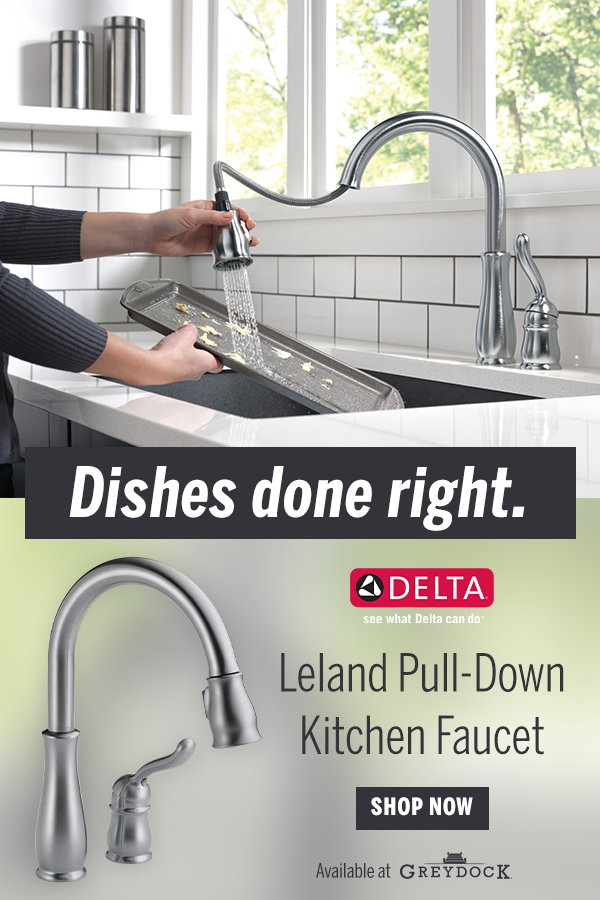 Delta Faucet Leland 978 Arwe Dst Single Handle Pull Down Kitchen Faucet Arctic Stainless Discontinued No Longer Available Kitchen Faucet Faucet Delta Faucets