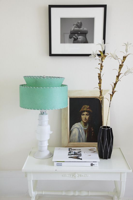 must learn how to dye lampshades