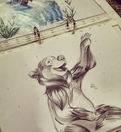 Brother bear hermano oso tierra de osos | arte ilustraciones ...