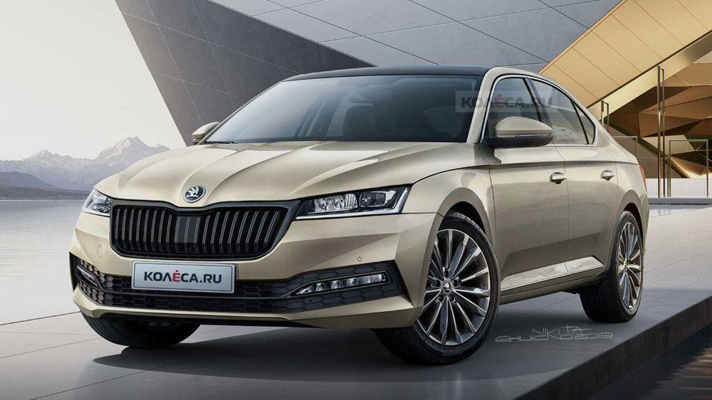 Nova Skoda Octavia Compact Suv Volkswagen Volkswagen Group