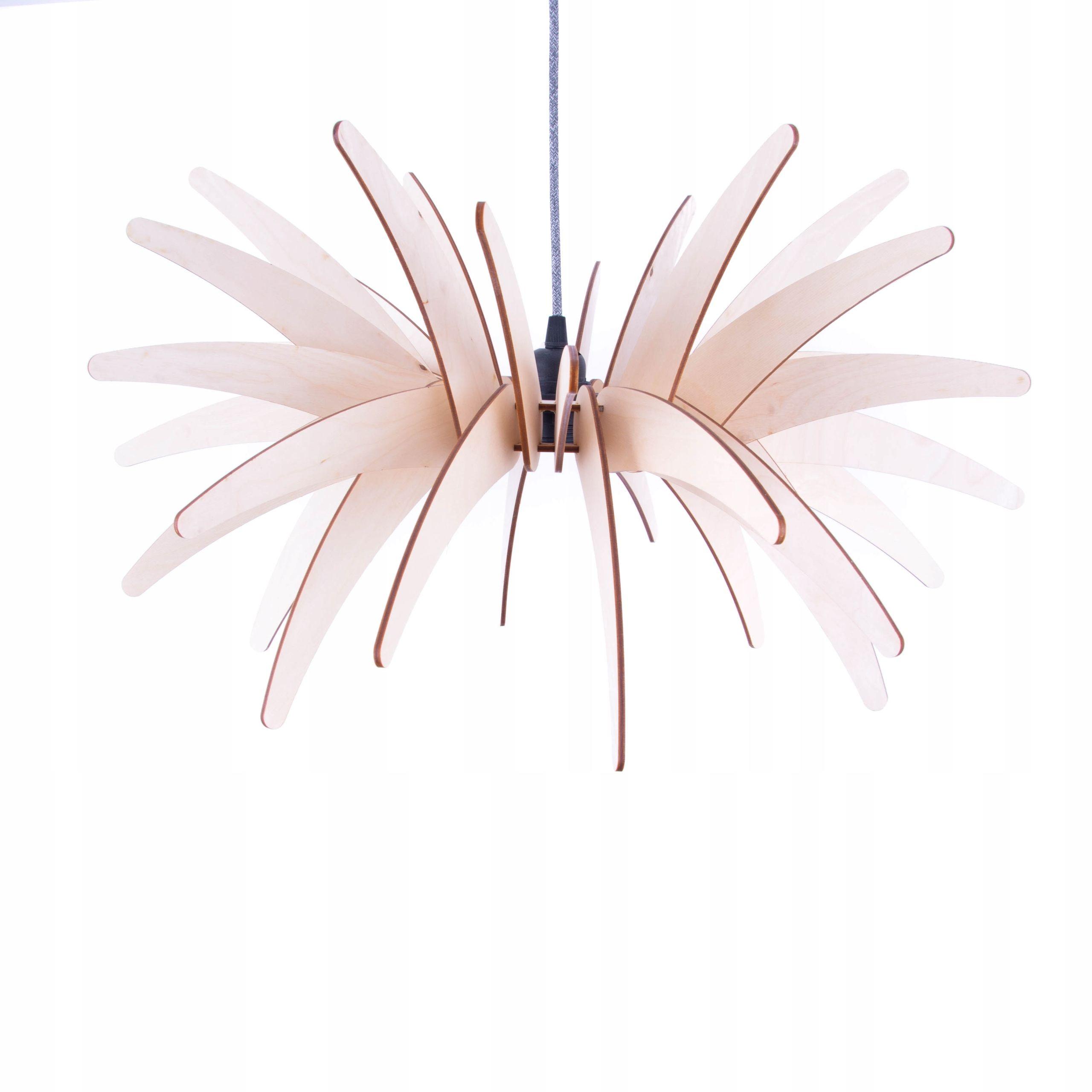 Nowoczesna Lampa Sufitowa Drewniana Wiszaca Abazur 7680066124 Oficjalne Archiwum Allegro