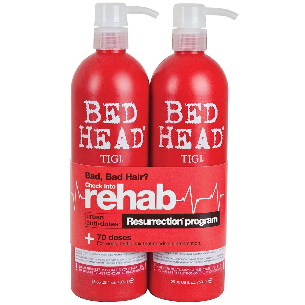 Tigi Bed Head Urban Antidotes Resurrection Tweens Best Schampoo And Conditioner Ever Bed Head Good Shampoo And Conditioner Tigi
