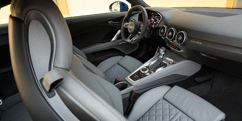 Driven 2015 Audi TT 20 TFSI S tronic Coupe  4ringsFTW