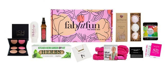 The Top Subscription Box Trends for 2017 | Fab fit fun box ...
