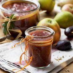 herbstliches chutney rezept marmelade und gelee chutney birnen chutney und chutney rezepte. Black Bedroom Furniture Sets. Home Design Ideas